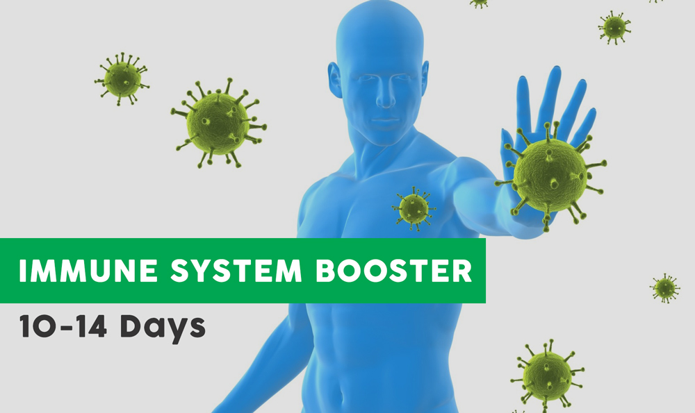 Boost Your Immune System Naturally in 10 Days (Using Herbs)